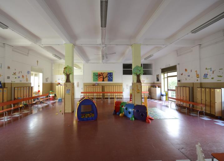 Salone Scuola dell'Infanzia