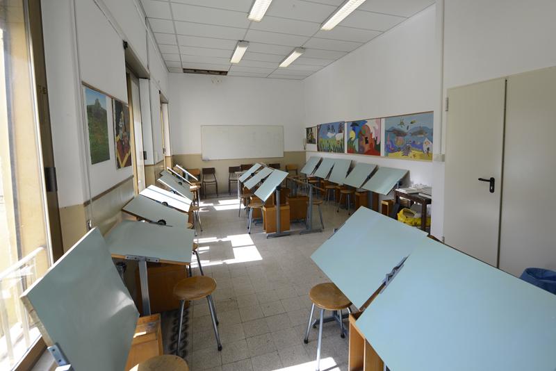 Aula d'arte