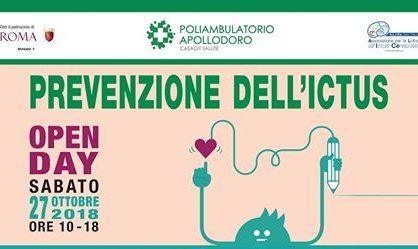 Open Day del Poliambulatorio Apollodoro