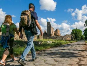 Visita guidata al parco dell'Appia Antica
