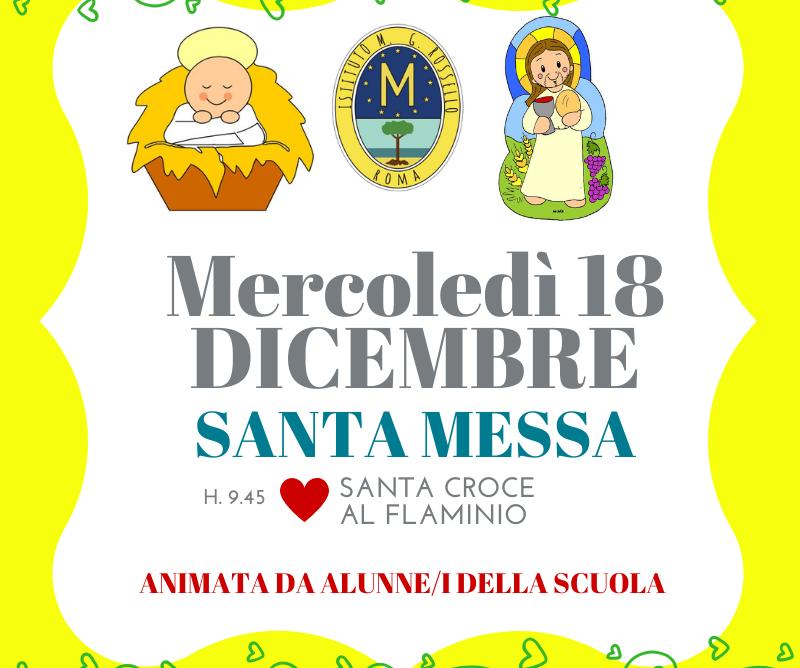 Santa Messa di Natale 2019