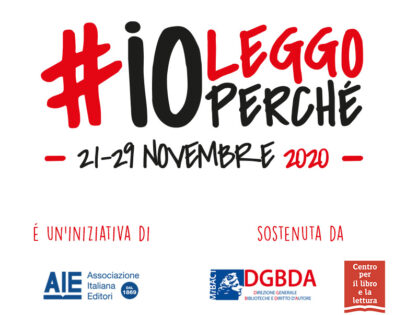 #ioleggoperchè edizione 2020
