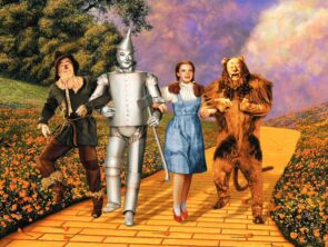 Life story. The worderful wizard of Oz